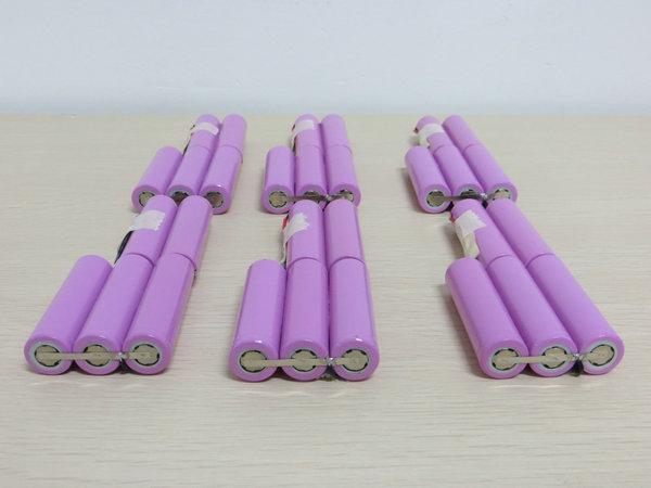 18650锂电池组 5并1串